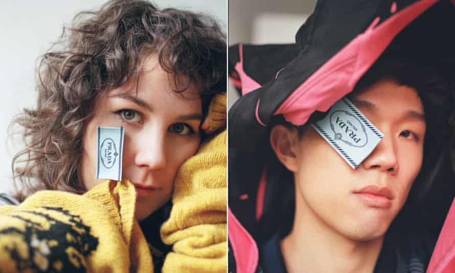 Lindsey Schuyler and Tony Liu, the creators of Diet Prada