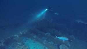 The German naval wreck in Shipwreck Secrets