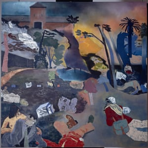 R. B. Kitaj If Not, Not (1975-76)