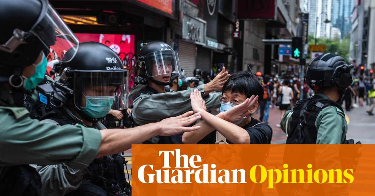 Hong Kong's democracy movement was crushed in 2020. But the spirit of resistance survives | Jessie Lau