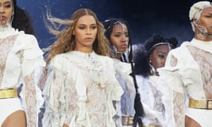 Beyoncé: no other female singer is currently as influential.