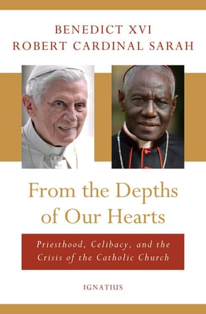 From the Depths of our Hearts by Benedict XVI and Robert Cardinal Sarah book cover