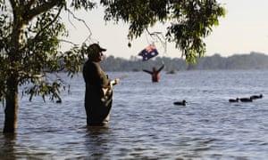 A duck hunter
