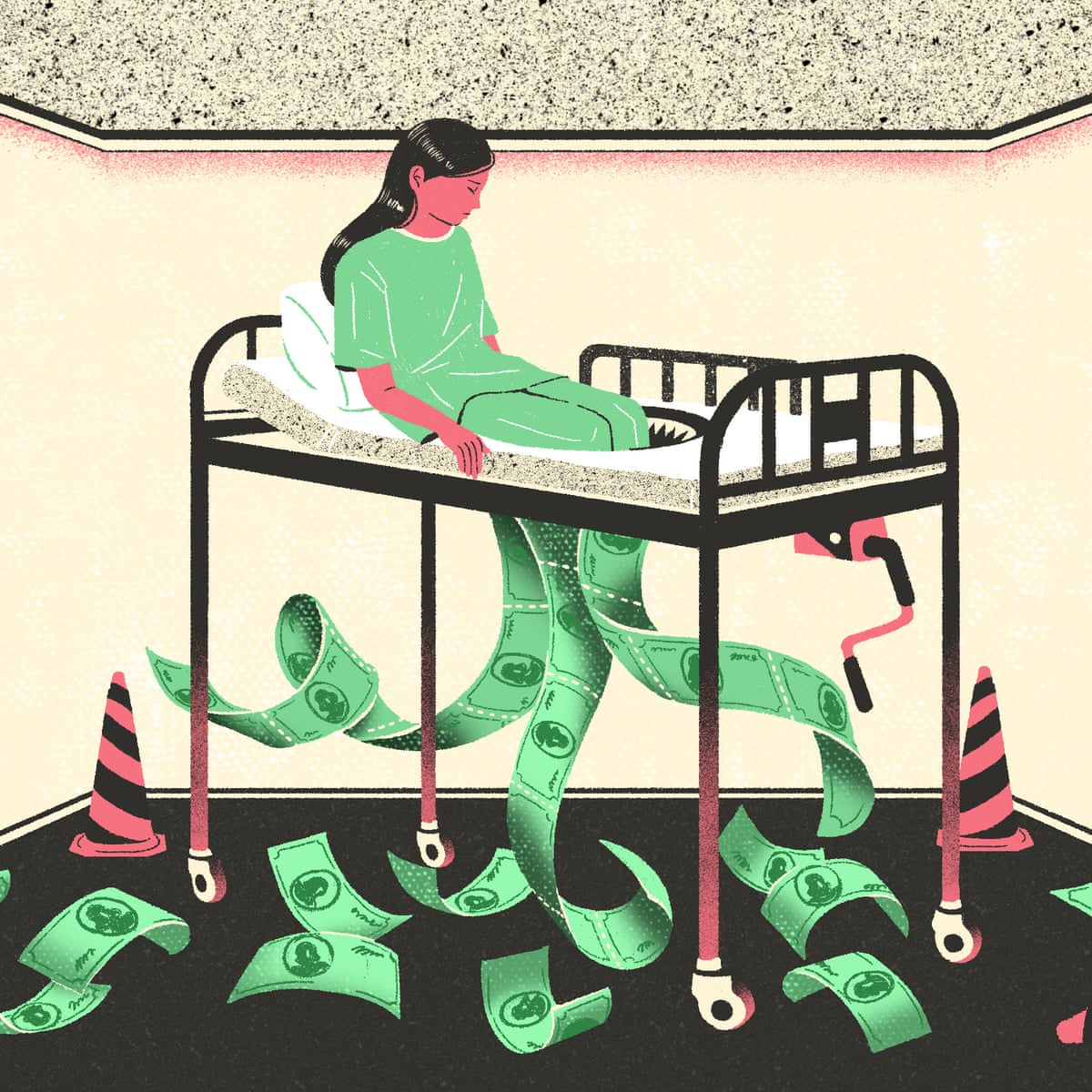 I Live On The Street Now How Americans Fall Into Medical Bankruptcy Us Healthcare The Guardian
