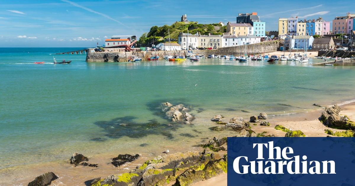 A holiday in Tenby still makes me giddy with boyhood excitement