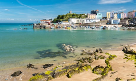 A holiday in Tenby still makes me giddy with boyhood excitement | Kevin Rushby