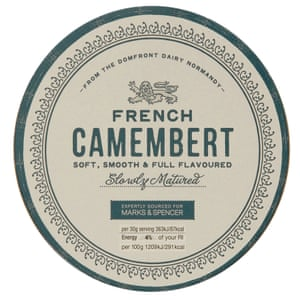 M&S FRENCH CAMEMBERT