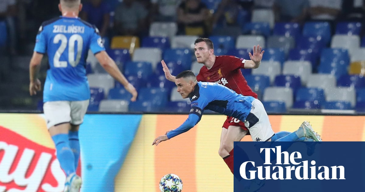 Liverpool might be the best but the rest have done their homework | Barney Ronay