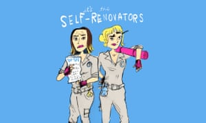It's the Self-renovators