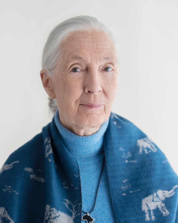 'When I was 10, I read Tarzan of the Apes': Jane Goodall.