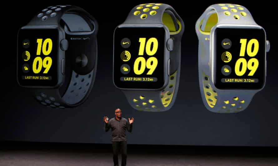 Trevor Edwards, President of Nike Brand, discusses the Apple Watch.