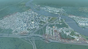 """Minneapolis. Cities: Skylines sold over 1 million copies one month after its release. CEO <a href=""""http://www.techradar.com/news/gaming/cities-skylines-ceo-zombies-are-cool-but-leave-natural-disasters-to-us--1297846"""">Mariina Hallikainen suggested</a> that in the future, natural disasters (and zombies) could be added to the game."""