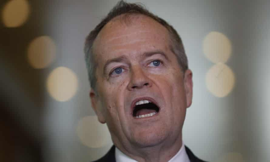 """Bill Shorten on Tuesday announced the launch of a class action for people who have been wrongly accused of overpayment by the robodebt scheme. 'There is a sickness at the heart of robodebt which needs to be cured."""""""