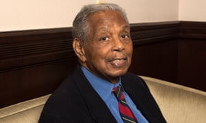 US judge Damon Keith, a key civil rights figure, who has died aged 96.