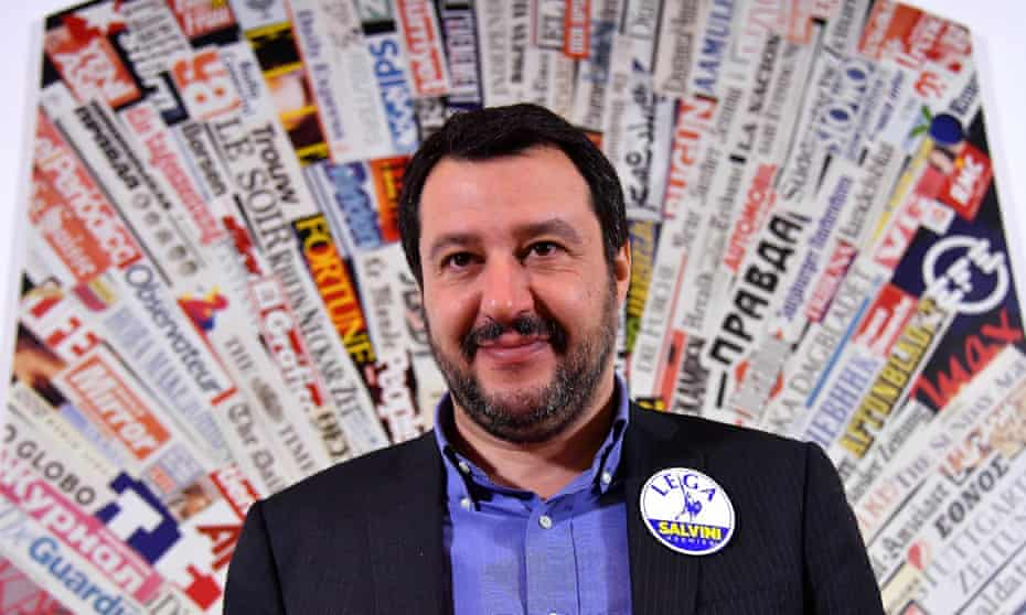 Matteo Salvini has transformed Lega from being a fringe party to a major political force.