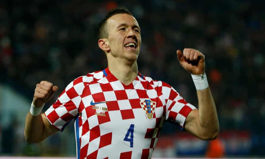Ivan Perisic was once told to 'shut his mouth' by Jürgen Klopp after he had complained to journalists about a lack of playing time. Perisic has not complained since.