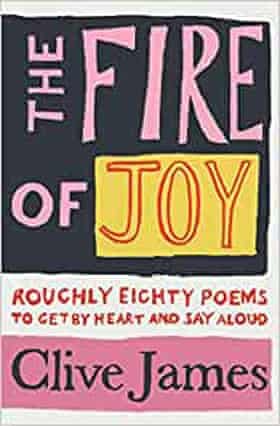 Clive James Fire of Joy