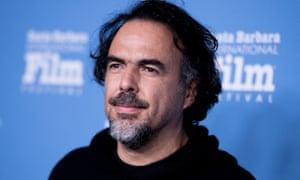 Winning run ... Alejandro González Iñárritu takes best director Oscar two years in a row