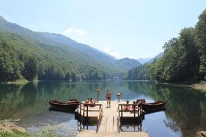 Biogradska Gora national park, Montenegro
