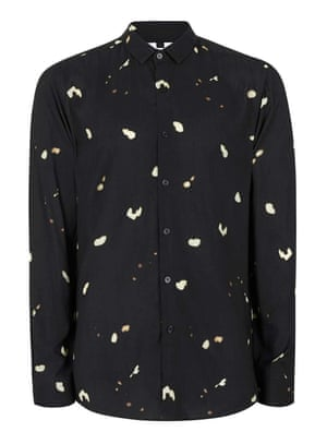 Party shirt, £32 topman.com
