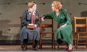 Overshadowing … The Prime of Miss Jean Brodie at the Donmar Warehouse in London this year.