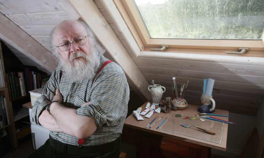 'I am a famous artist, and they are destroying material which has been in the public domain for over 40 years' … Graham Ovenden, who was jailed in 2013 for historical sexual offences against children.
