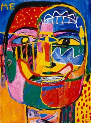 Me (1992) is a self-portrait by Ken Done.