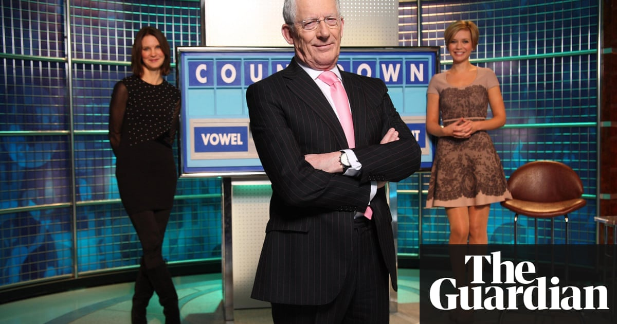 When good TV goes bad: why the number's up for Countdown