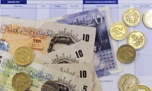 Expectations of modest pay growth in 2016 come despite the imminent introduction of the 'national living wage'.