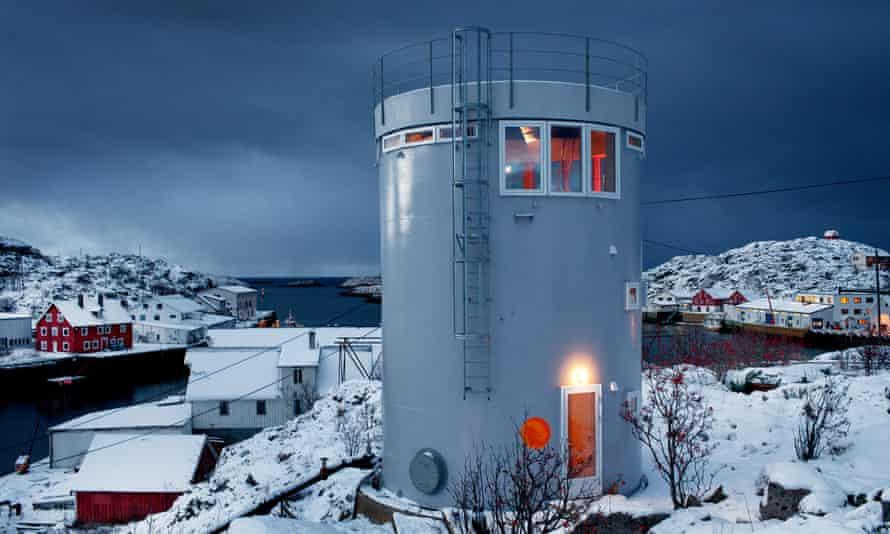 Skrova island, Norway.