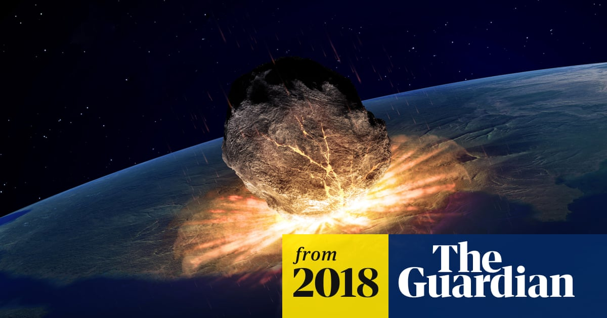 Dinosaur-killing asteroid caused molten rock to burst from