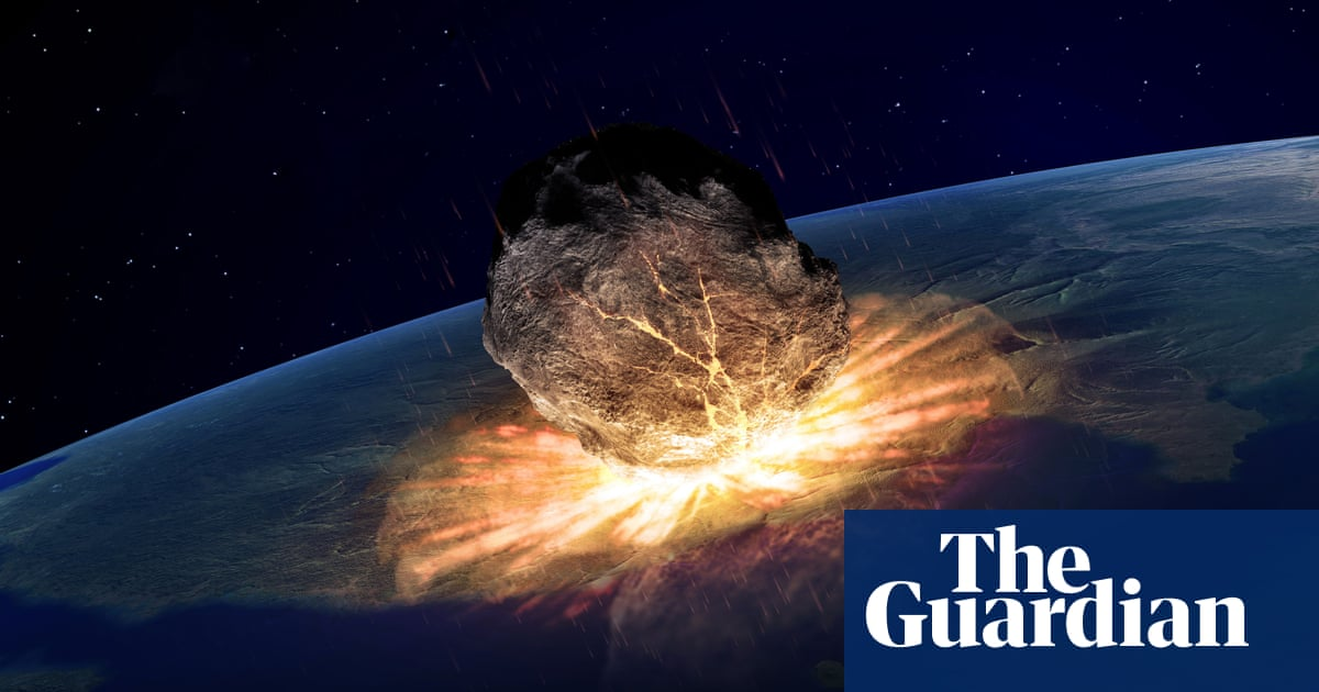 Dinosaur-killing asteroid caused molten rock to burst from ...