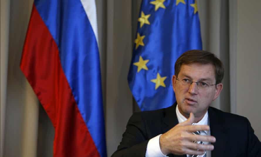 Slovenian prime minister, Miro Cerar