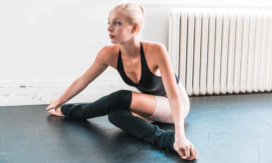 'Women are not something that you pick up and put down or something that's replaceable' ... ballet dancer Alexandra Waterbury.