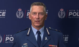 Police commissioner Mike Bush said this investigation is the largest ever undertaken by the NZ Police.