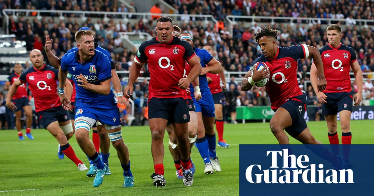 England fail to impress in World Cup warm-up victory over Italy