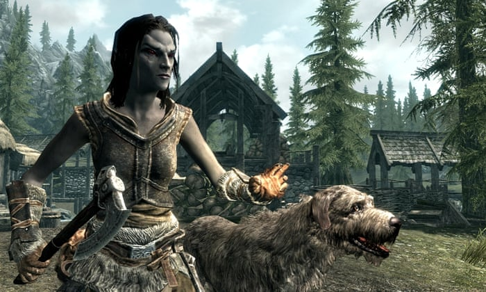 10 video games so good we didn't want them to end | Games | The Guardian