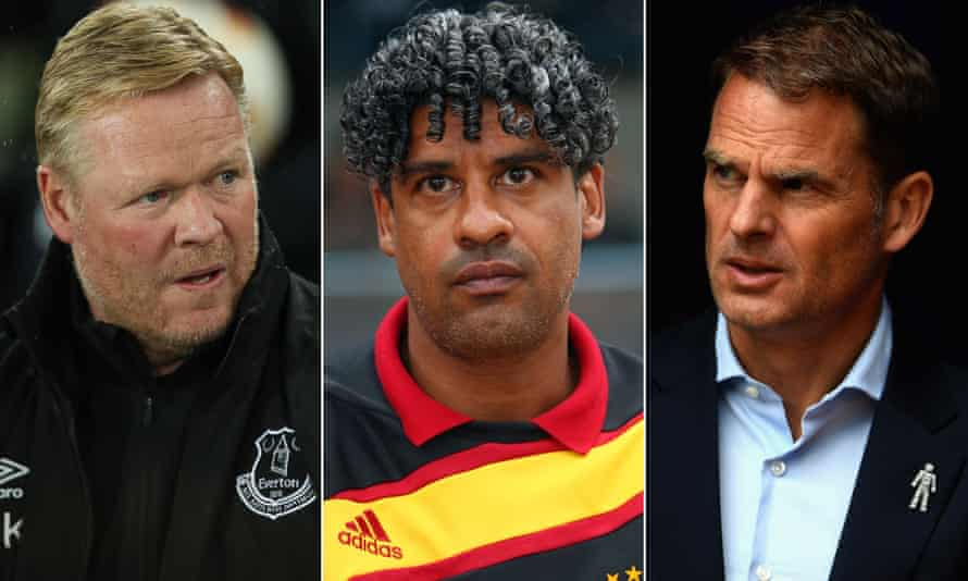 Ronald Koeman, Frank Rijkaard and Frank de Boer have often struggled as coaches outside the comfort zone of Ajax or Barcelona.