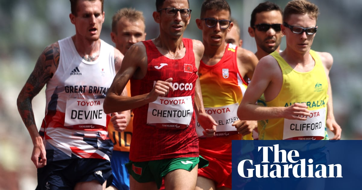 Jaryd Clifford: 'Sport is so much more than a medal'