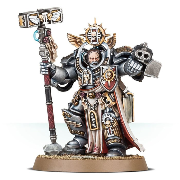 Heroin for middle-class nerds': how Warhammer conquered gaming