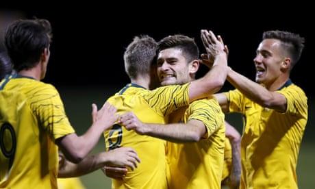Australia secure Tokyo Olympics berth thanks to D'Agostino stunner