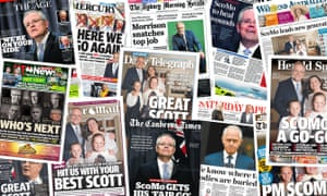 A selection of Saturday's newspaper front pages.