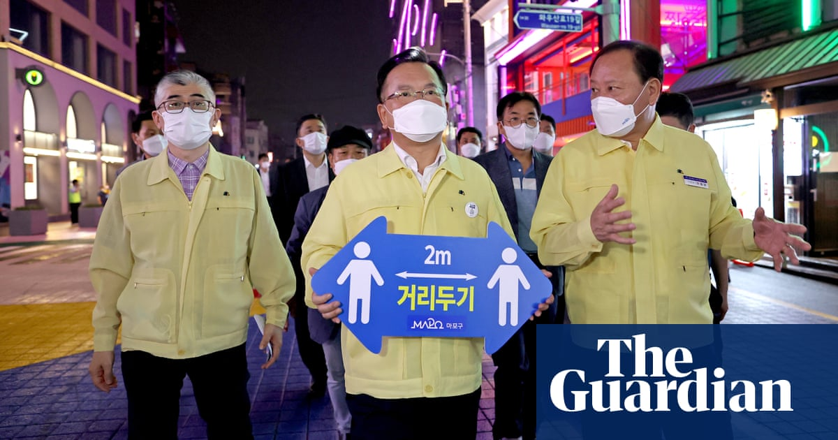 South Korea records highest Covid case numbers as wave of infections sweeps Asia Pacific