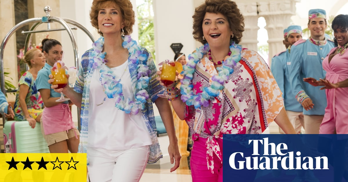 Barb and Star Go to Vista Del Mar review – goofy Bridesmaids reunion