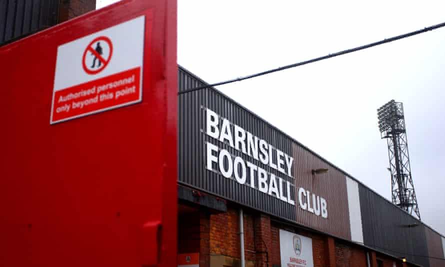 Barnsley's Oakwell