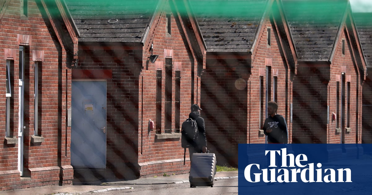 Napier Barracks staff feared asylum seekers might die from Covid