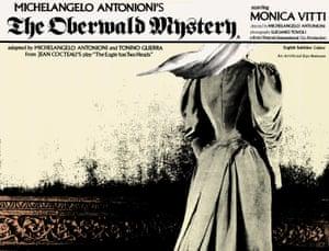 The Mystery of Oberwald (Michelangelo Antonioni, 1980)