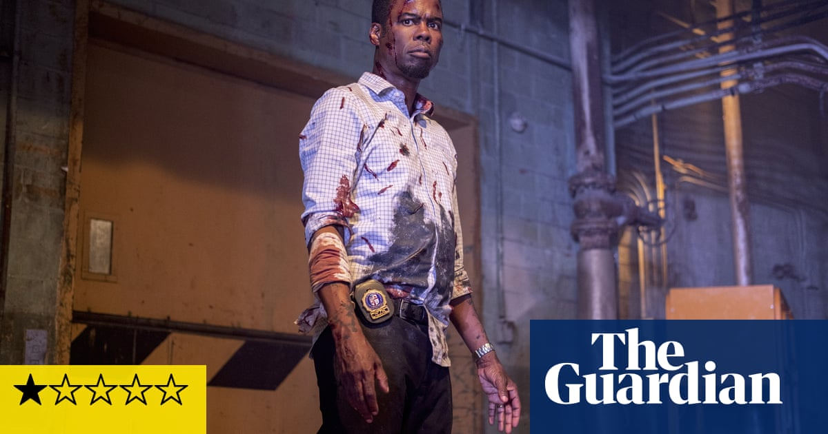 Spiral review – Chris Rock's Saw reboot is torturously bad
