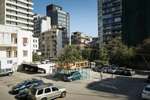 Urban Hives, Nathalie Harb – trialled