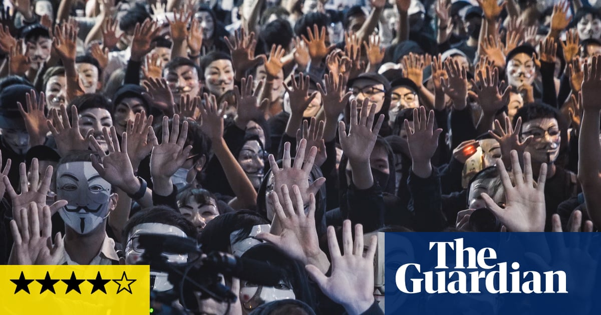 Cockroach review – Ai Weiweis spectacular portrait of Hong Kong protests